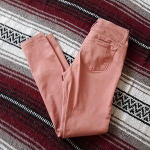 Wax high waist Jeans